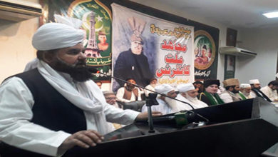 Sunni party leader demands
