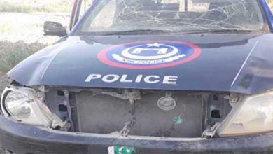 Police head constable martyred