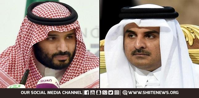 Saudi and Qatar