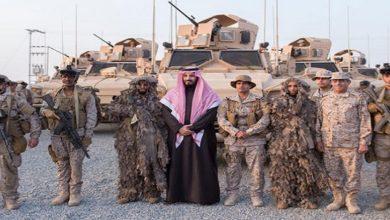 Saudi war