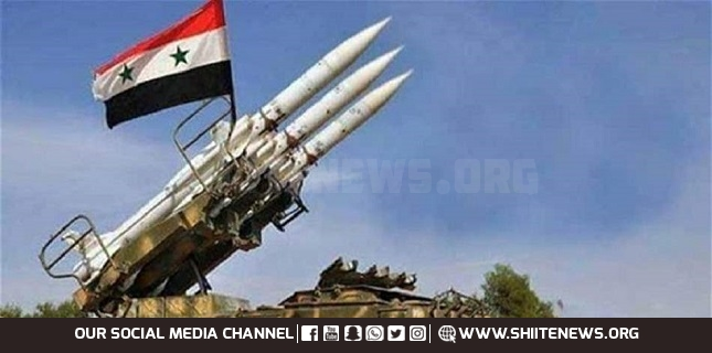Syrian air defense