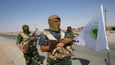 Hashed al-Shaabi forces