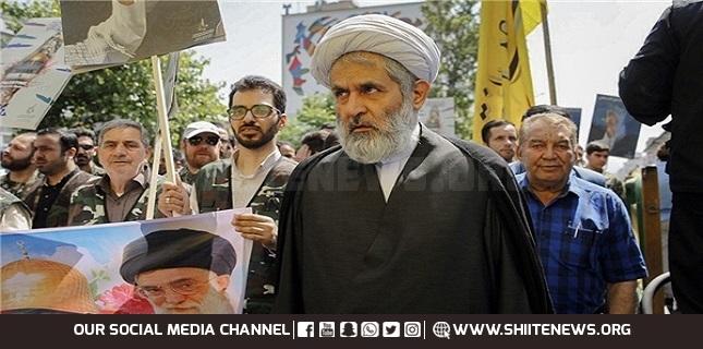 IRGC Intelligence Chief