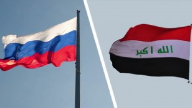 Iraq and Russia