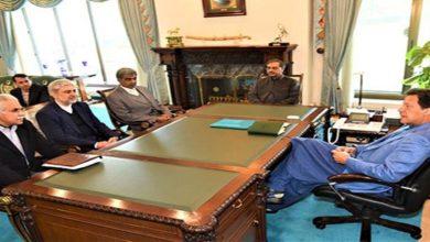 Ambassador Hosseini asks PM