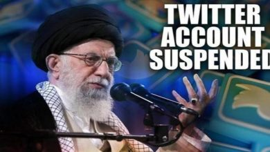 Khamenei Twitter Accounts