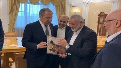 Hamas praised Moscow