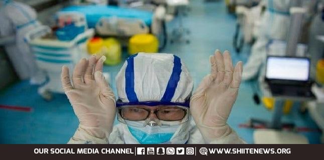 Iran coronavirus test kits