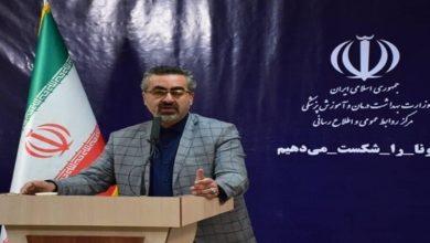 Iran's Health Ministry