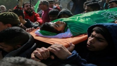 killed Palestinian boy