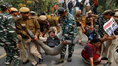New Delhi violence