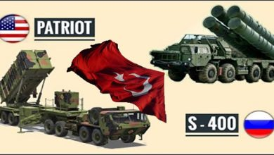 Patriot missiles system
