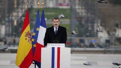 Spain's king
