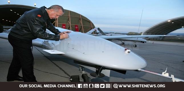 Turkish drone strikes