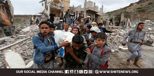 Yemeni civilians killed