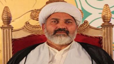 Allama Asadi supports Governor Punjab