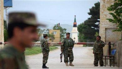 Afghan police killed