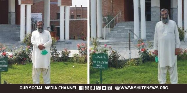 Allama Irshad Ali narrates ordeal