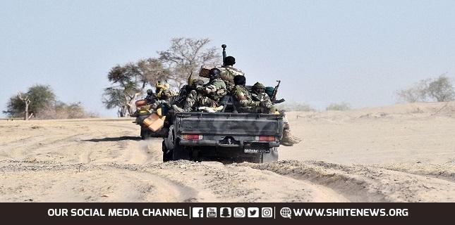 Chadian army