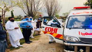 Tableeghi Jamaat member died