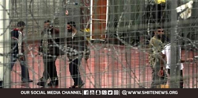 Hamas prisoners
