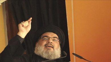 Hezbollah Secretary General Nasrallah