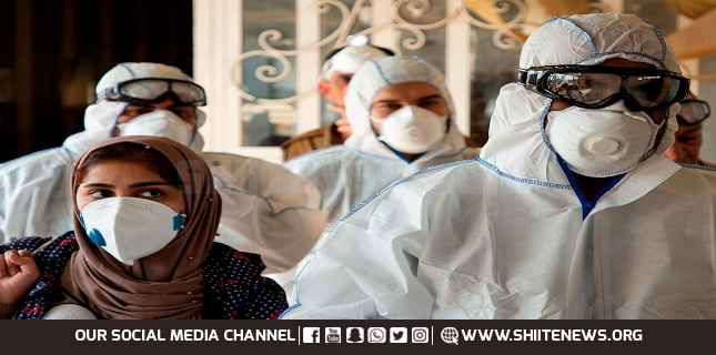 Iran-made coronavirus test kits