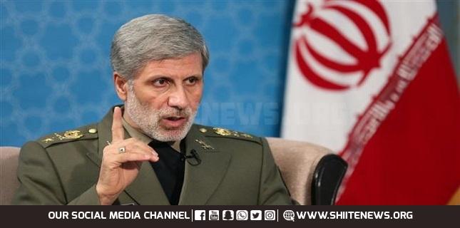 Iran's defense minister