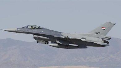 Iraqi fighter jets