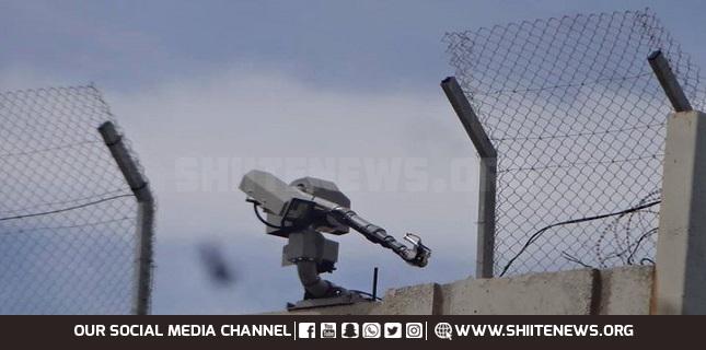 Israeli surveillance cameras