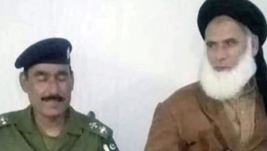 JUIF leader Mufti Kifayatullah arrested