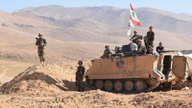 Lebanese Troops