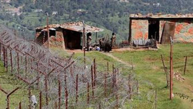 Indian aggression on LoC