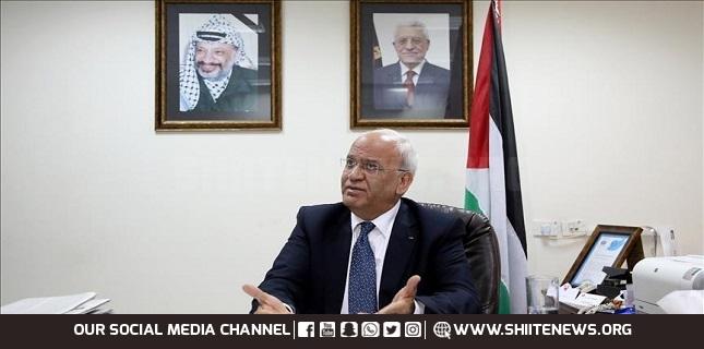 Palestine requested coronavirus help