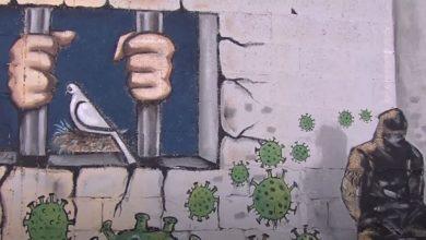 Palestinian prisoners in Israeli jails