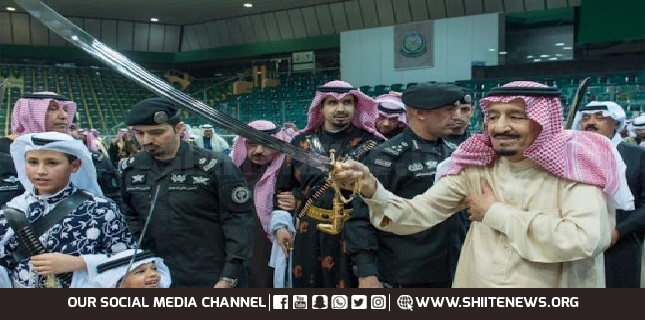 Saudi Arabia Carried Out 800 Executions