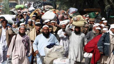 Karachi Tableeghi Jamaat members