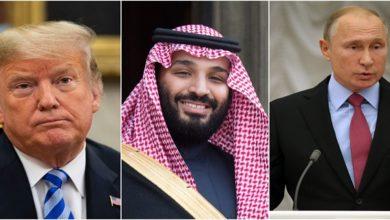 Saudi and Russia