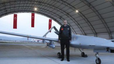 Turkey deadly drone strike