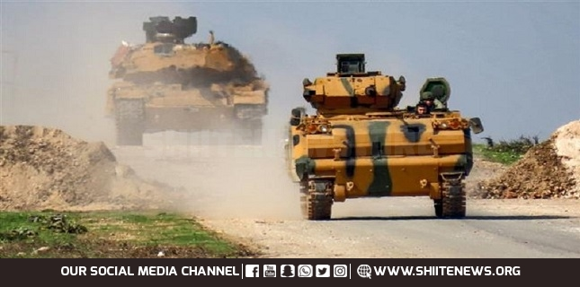 Turkey military convoy