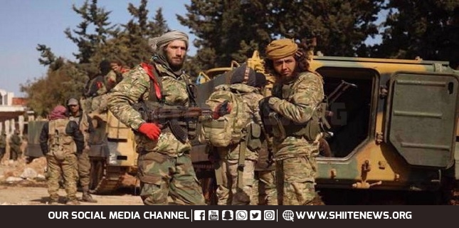 Turkey recruited takfiri