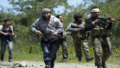 Turkish forces, militants