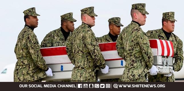 US officer killed
