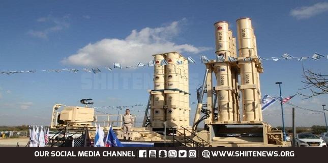 Israeli missile system