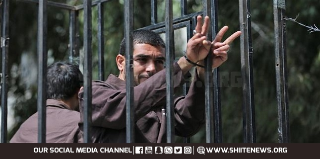 aggression against Palestinian prisoners