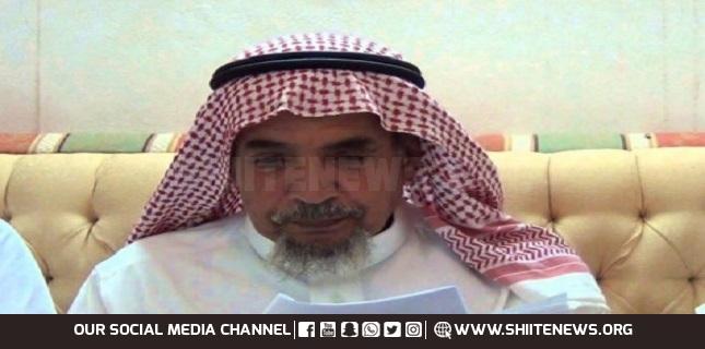 Saudi rights activist, Abdallah al-Hamed