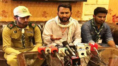ISO Pakistan observing Martyrs Week