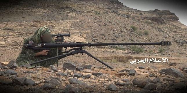 Ansarullah snipers