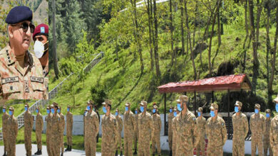 Army Chief sends a clear warning