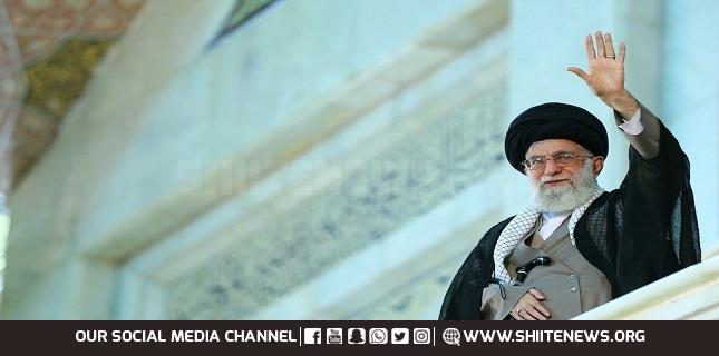 Ayatollah Khamenei speech